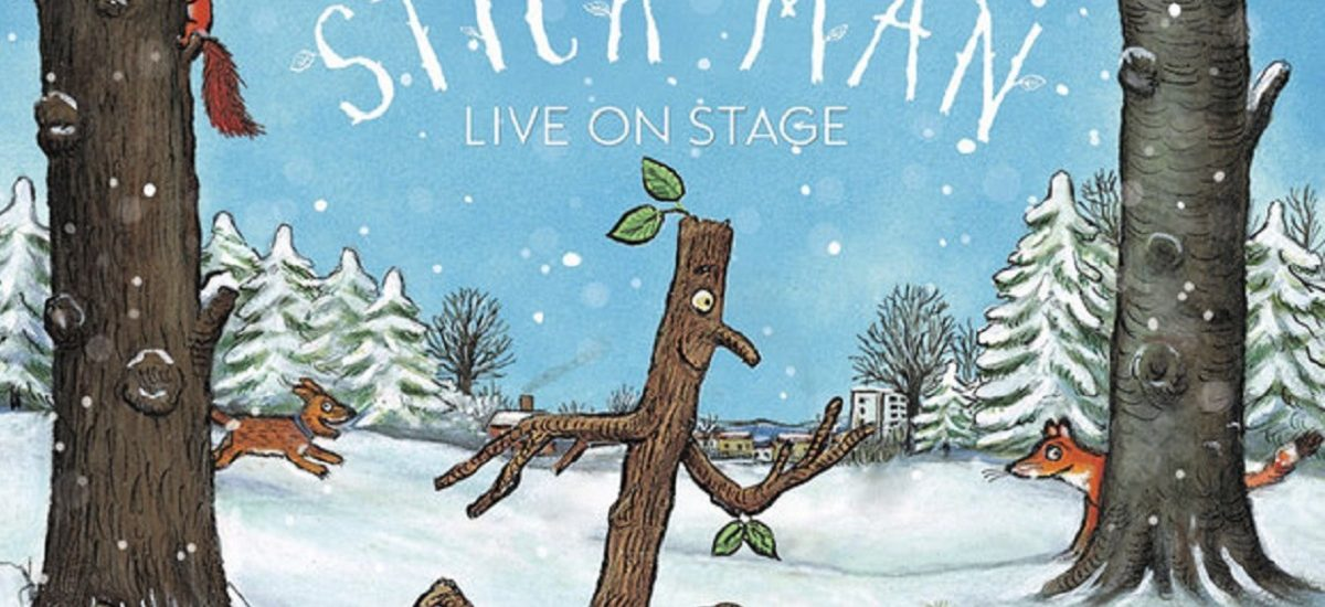 STICK MAN LIVE SHOW – LEICESTER SQUARE THEATRE