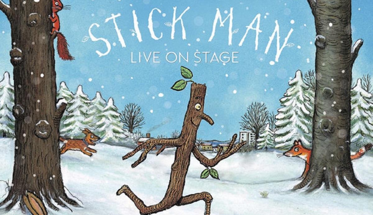 STICK MAN LIVE SHOW – LEICESTER SQUARE THEATRE