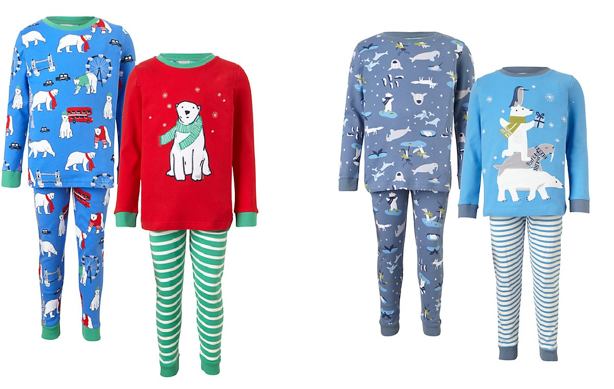 Christmas Eve Pyjamas – Our Top Picks!