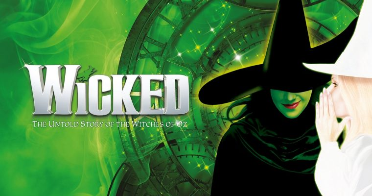 Wicked at Apollo Victoria Theatre in London