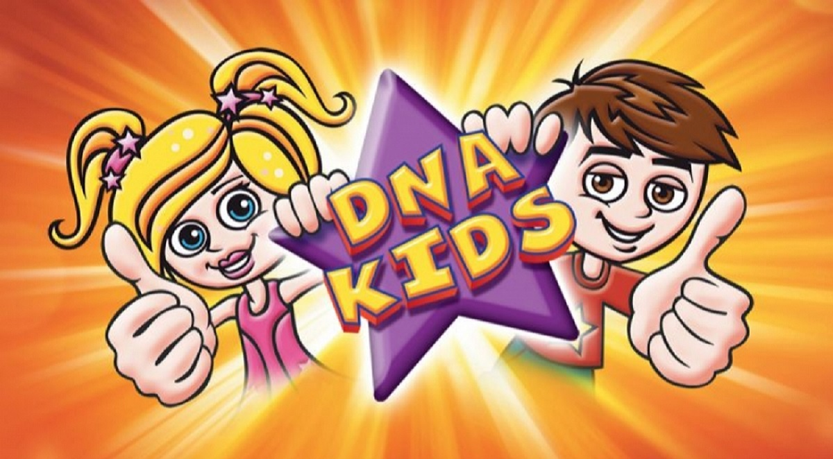 DNA Kids – Fantastic Parties