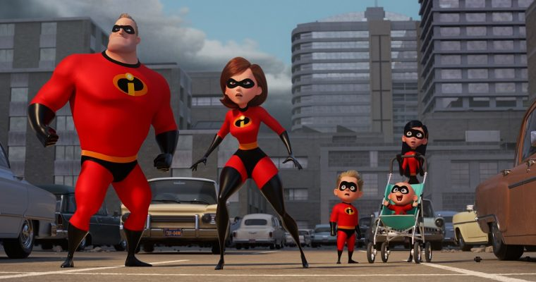 The Incredibles 2 – This Summer's Big Movie