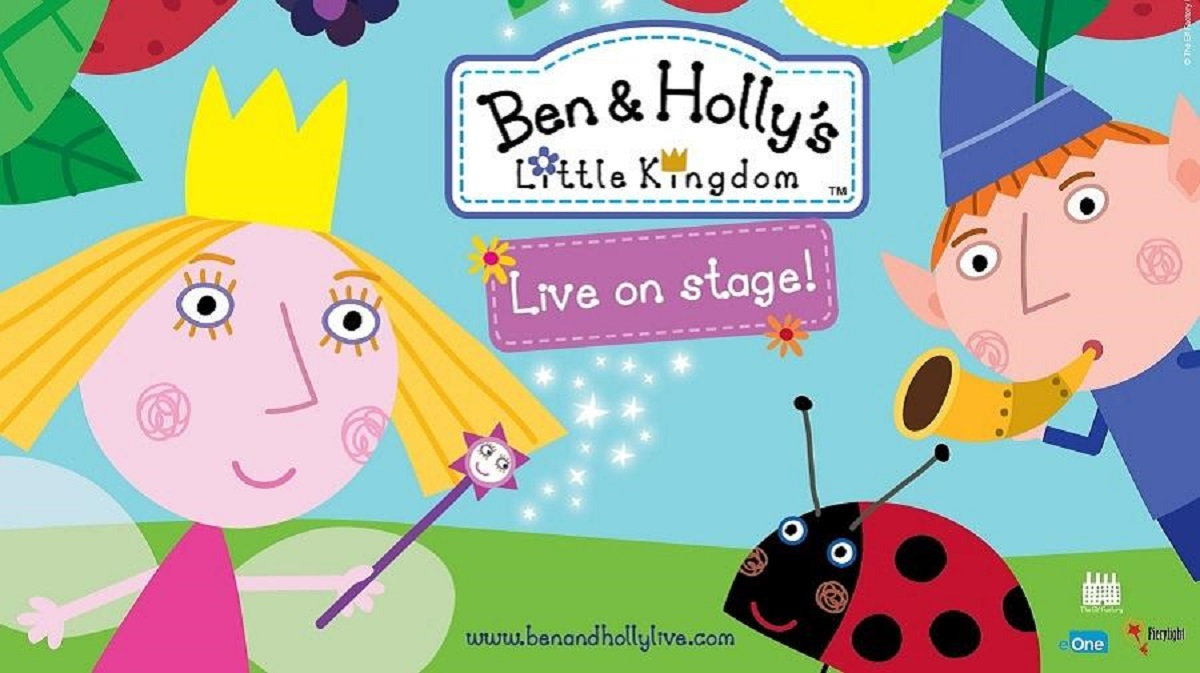 Ben and Holly Live on Stage 2019