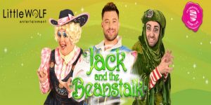 Jack and the beanstalk derby arena pantomime 2018