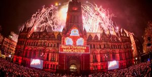 Manchester Christmas Lights