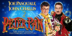 Peter Pan pantomime 2018 Nottingham Theatre Royal