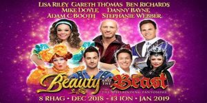 new theatre cardiff pantomime 2018
