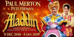 new wimbledon theatre pantomime 2018