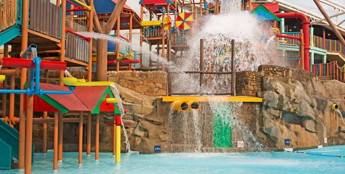 Kids activity days out in Easter - Alton Towers