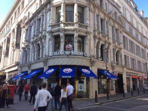 Bubba Gump London