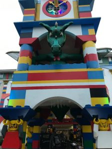 Dragon at Legoland