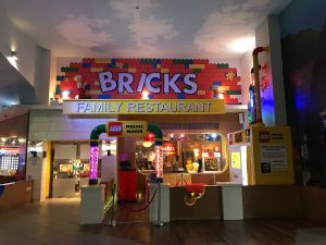 Legoland Bricks Family Restaurant