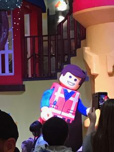 Legoland evening entertainment