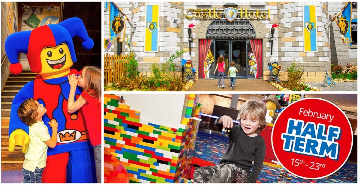 junior builder week at Legoland