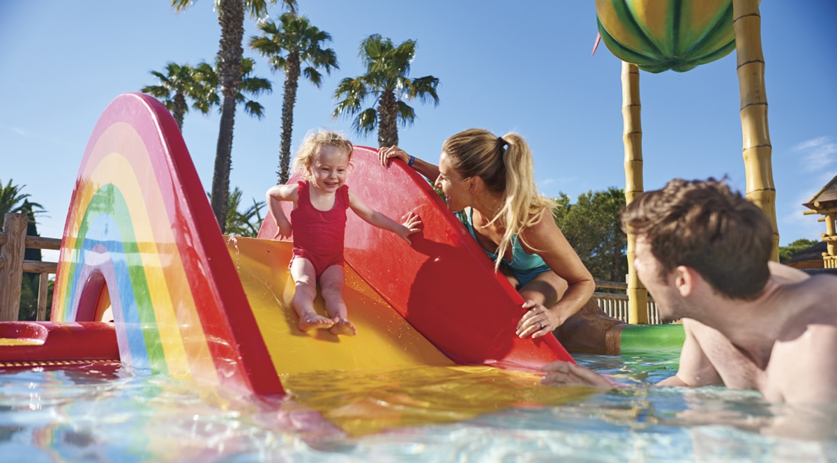 Win a 7 Night Family Holiday with Eurocamp