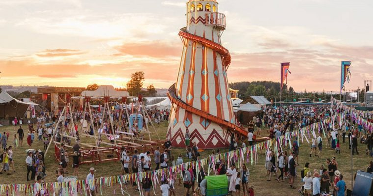 The Best Festivals for Families 2019