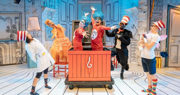 The Cat in the Hat Live Show Review