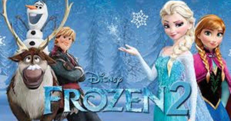 Frozen 2 teaser trailer released