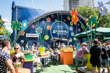 Underbelly family events