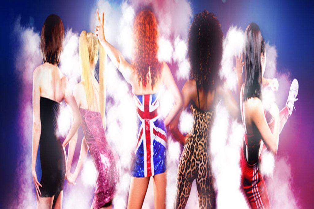 Wannabe spice girls show alexandrea theatre birmingham june 2019