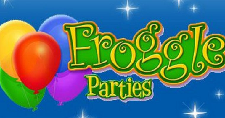 Win a children's Party with Froggle Parties